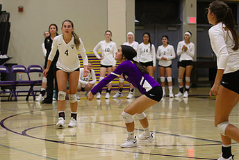 Minarets Volleyball Season in Full Swing
