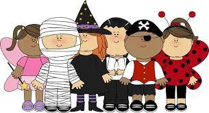 ¡Celebraciones de Halloween! ¿Qué hay de los disfraces?
