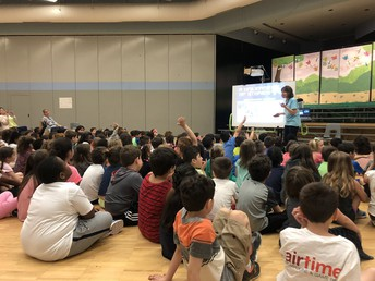 West Bloomfield Library Visit
