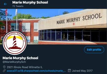 Marie Murphy Twitter