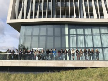 Visit to Northwestern University