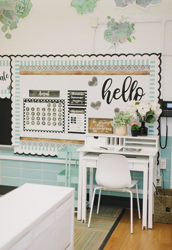 New Classroom Spaces