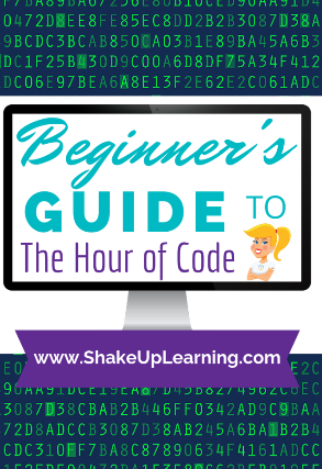 CSEdWeek and The Hour of Code arrive December 3-9, 2018