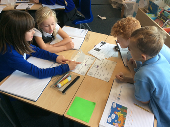 Y4 - learning about changing state
