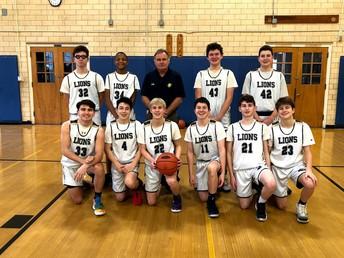 2019-2020 8th Grade Basketball