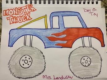 Mrs. Landusky
