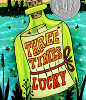 Three Times Lucky (Mo & Dale Mysteries series)
