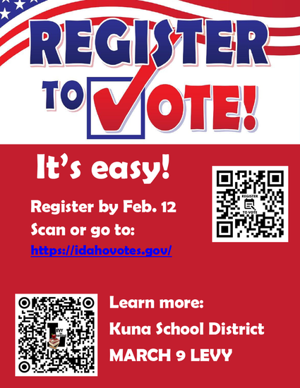 Link to register to vote
