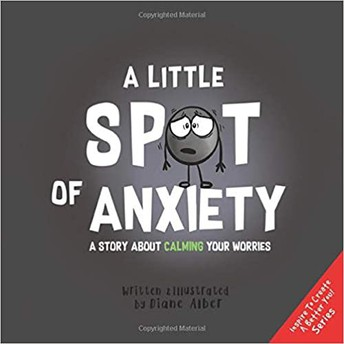 Cover of A Little Spot of Anxiety