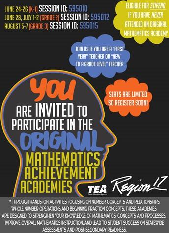 Attention all 3rd Grade Teachers!!!
