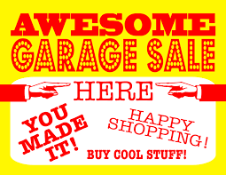 Tplus's BIGGEST Garage Sale!