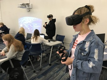 Immersive technology erupts at HHS