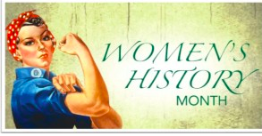 Why March is Women's National History Month