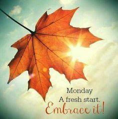 Monday, October 8