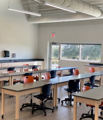 Science Lab Classroom