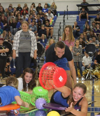 Homecoming Pep Rally Fun