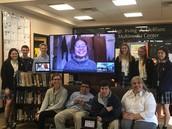 Skype with a Saint Alum