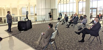 TRI asks legislators for help with funding to allow airport to build-to-suit potential Aerospace Park tenants