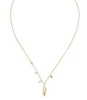 Aurora Drop necklace