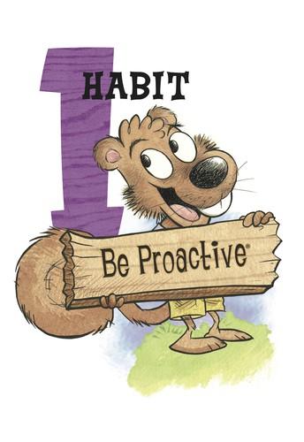 Leader in Me - Habit 1:  Be Proactive