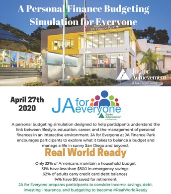 Junior Achievement Finance for Everyone