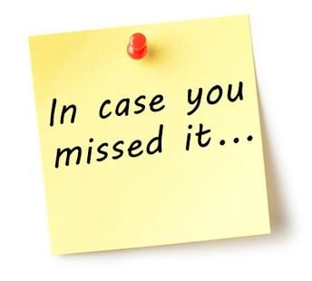 Past Informational Messages/ Mensajes Informativos Anteriores