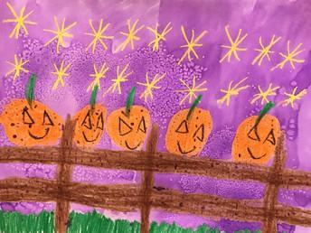 """""""5 Little Pumpkins"""""""
