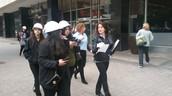 Commercial Real Estate Women Field trip