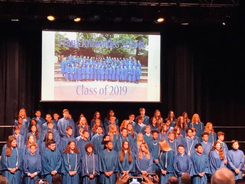 The Class of 2019!