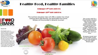 HEALTHY FOOD, HEALTHY FAMILIES