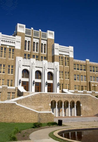 LITTLE ROCK CENTRAL HIGH SCHOOL LIBRARY