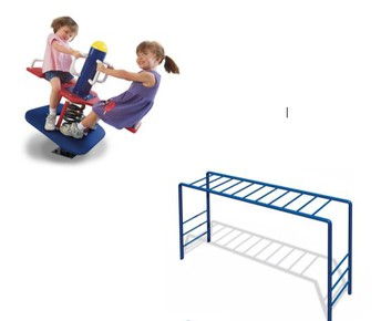 2by2 Swinger and Monkey Bars (EC-2)
