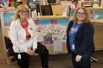 Eagles Celebrates Administrative Professionals' Day