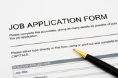 Helping students apply for jobs