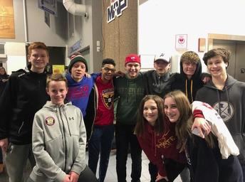 Hi-C 2019-20 Ice Hockey Team