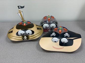 Bee Bots Robots