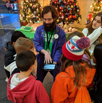 6th Grade Museum of Science & Industry Field Trip