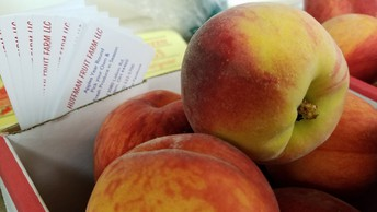 Peach Habanero & Peach Lemonade Jams
