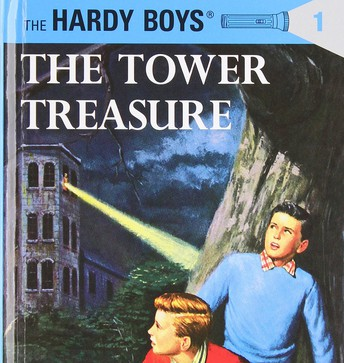 The Hardy Boys Series by Franklin Dixon