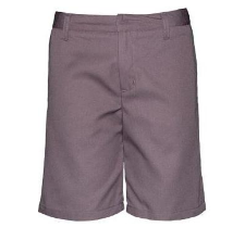 Steel Grey Boys Walking Shorts