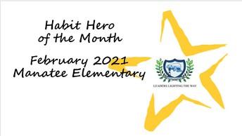 February's Habit Heroes
