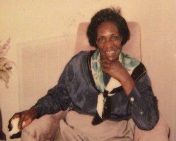 Alma Robinson Littlejohn, Mother of Six Children