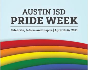 Pride Week Activities