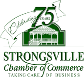 STRONGSVILLE CHAMBER OF COMMERCE SCHOLARSHIP OPPORTUNITY FOR SHS SENIORS