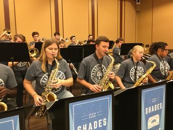 Shades of Blue Jazz Band