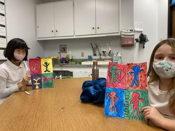Mrs. Terril's Art Class