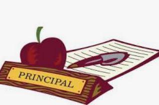 Dr. Fallon, Principal, is thankful for...