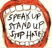 Upstander:  Speak Up and Stand Up against Bullying
