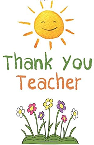 Teacher Appreciation Week  (May 26-29)