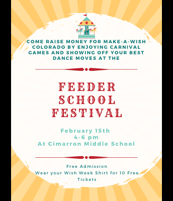 Legend's Wish Week Feeder School Festival